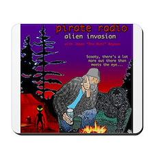 PIRATE RADIO Alien Invasion Crescent City, CA Mous