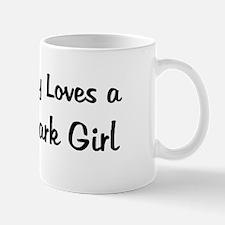 Grant Park Girl Mug