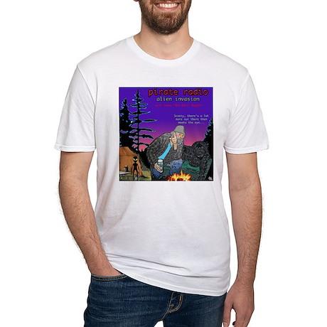 PIRATE RADIO Alien Invasion Crescent City, CA Fitt