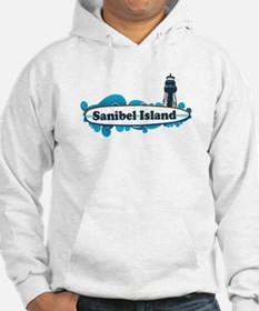 Sanibel Island - Surf Design. Jumper Hoody