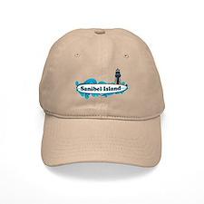 Sanibel Island - Surf Design. Cap