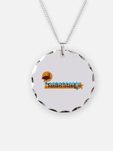 Sanibel Island - Beach Design. Necklace
