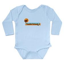 Sanibel Island - Beach Design. Long Sleeve Infant