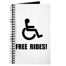 Handicap Free Rides Journal