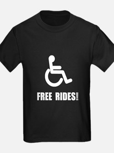 Handicap Free Rides T