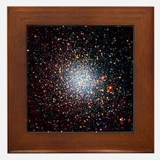 Omega Centauri (NGC 5139) composite image - Framed