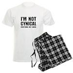 Not Cynical Men's Light Pajamas