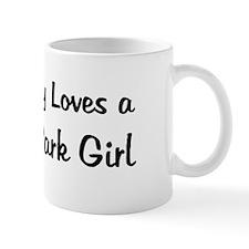 Forest Park Girl Mug
