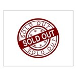 Sold Out Small Poster