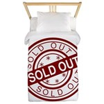 Sold Out Twin Duvet
