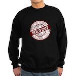 Sold Out Sweatshirt (dark)