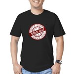 Sold Out Men's Fitted T-Shirt (dark)