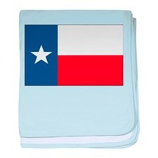 Texas Flag baby blanket