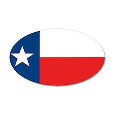 Texas Flag Wall Decal