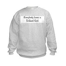 Dillard Girl Sweatshirt
