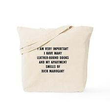 VIP Mahogany Tote Bag