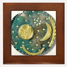 Nebra sky disk, Bronze Age - Framed Tile