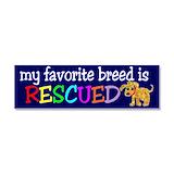 "Dog rescue 3"" x 10"""