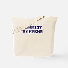 Schmidt Happens - Vintage Tote Bag