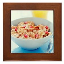 Cereal - Framed Tile