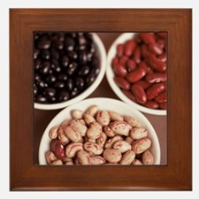 Dried pulses - Framed Tile
