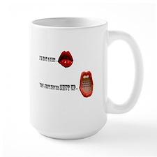Blah Blah Blah and Blah Mug