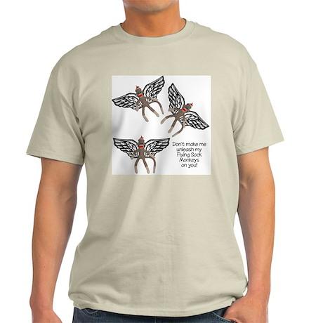 Flying Sock Monkeys Tee T-Shirt