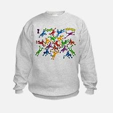 Unique Frog Sweatshirt
