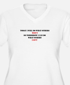 DO WHAT OTHERS CAN'T T-Shirt