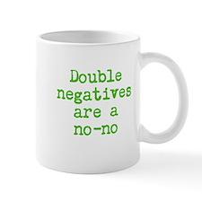 Double Negative Mug