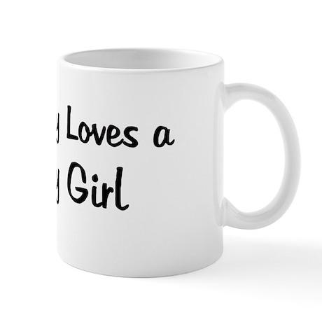 Dewey Girl Mug