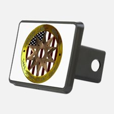 Area 51 SSSS Badge Hitch Cover