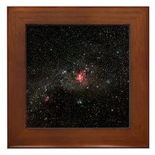 Eta Carinae Nebula - Framed Tile