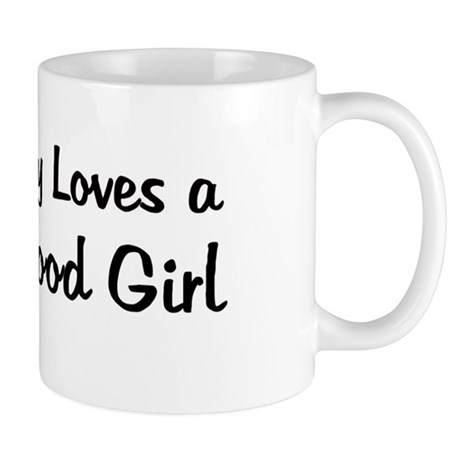 Brightwood Girl Mug