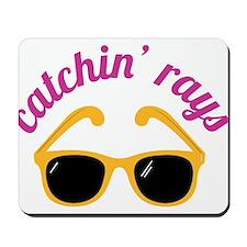 Catchin Rays Mousepad