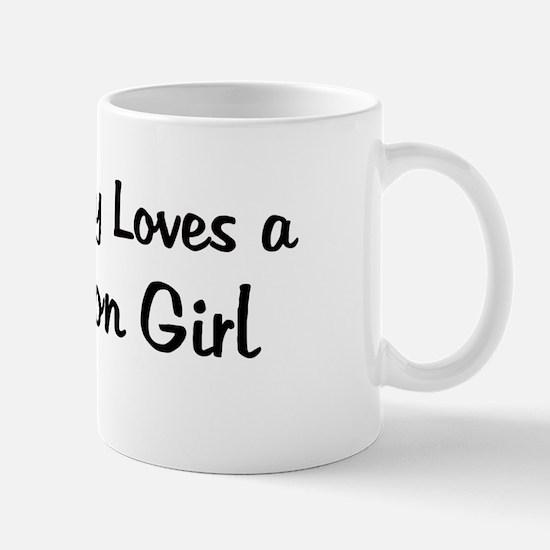 Brighton Girl Mug