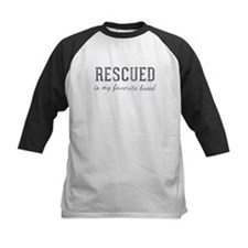 Rescued is Tee