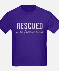 Rescued is T