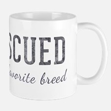 Rescued is Mug