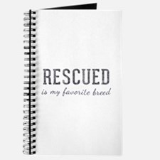 Rescued is Journal