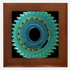 Watch cog, SEM - Framed Tile