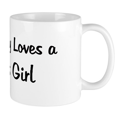 Fields Girl Mug