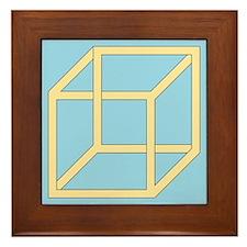 Freemish crate - Framed Tile