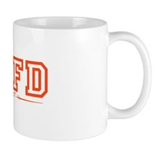 SAFD Athletics Mug