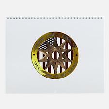 Area 51 SSSS Badge Wall Calendar