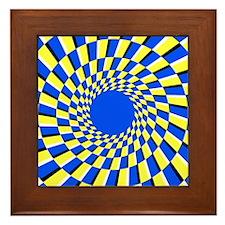 Peripheral drift illusion - Framed Tile