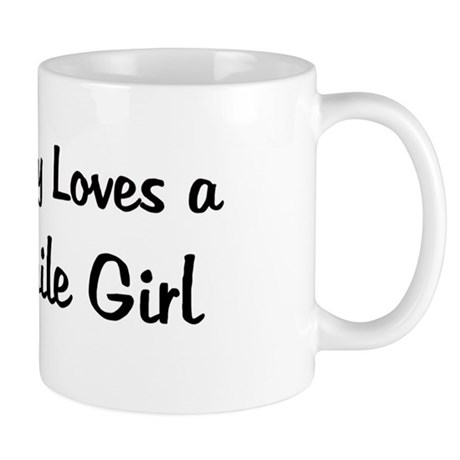 Bridlemile Girl Mug