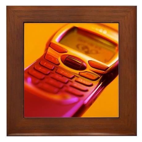 WAP mobile telephone - Framed Tile