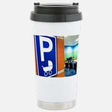 Buggy parking - Travel Mug