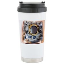 Apollo command module hatch - Travel Mug